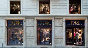 Polo Ralph Lauren approda nella città eterna